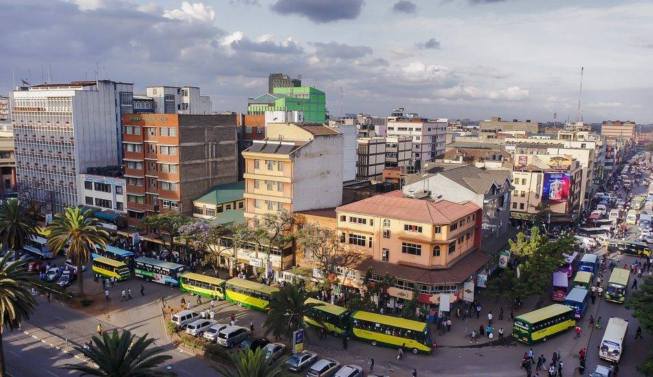 What is the Capital City of Kenya?