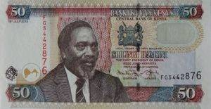 what is the currency of kenya
